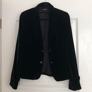 Black Velvet Tahari Blazer